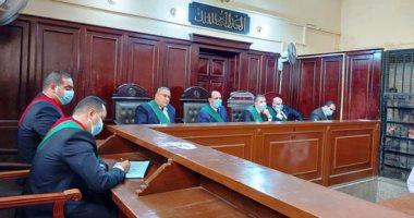 صورة تأجيل محاكمة المتهمين بالاستيلاء على 500 مليار جنيه من أموال الدولة لـ19يناير