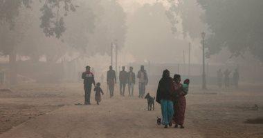 هواء ملوث بكورونا.. عاصفة ترابية تضرب الهند وترفع مخاطر الإصابة بالفيروس.. ألبوم صور