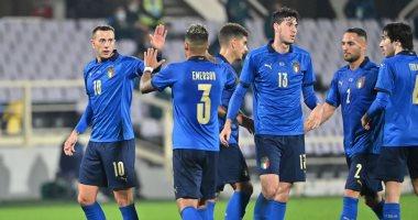 شاهد.. أخر 5 مباريات افتتاحية لـ منتخب إيطاليا في اليورو قبل مواجهة تركيا