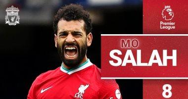 """ليفربول عن صلاح بعد إحرازه 8 أهداف: الملك المصرى يبدأ موسمه بـ""""قوة"""""""