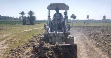 إزالة تعدى على نهر النيل فى محافظة أسوان على نفقة المخالفين