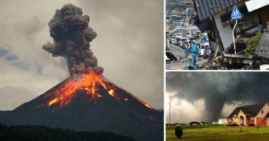 """امريكا اللاتينية والكاريبى ثانى أكثر المناطق عرضة للكوارث الطبيعية.. 50 قتيلا بسبب """"إيتا"""" فى جواتيمالا.. و50 طنا من المساعدات الألمانية للمكسيك.. وفيضانات فى نيكارجوا وتزايد كارثى لحرائق الغابات وجفاف الأنهار"""