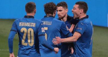 يورو 2020.. منتخب إيطاليا لا يعرف الهزيمة على الأولمبيكو قبل لقاء تركيا