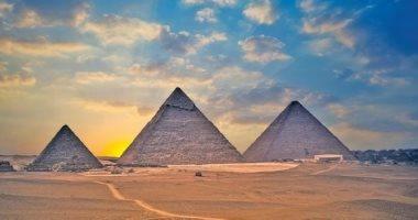 الأهرامات -أرشيفية