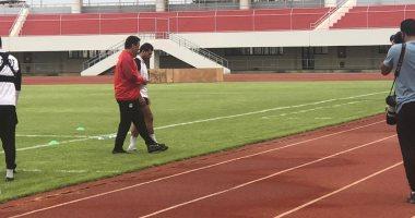 حسام البدرى: طارق حامد لم يتجاوز فى مباراة توجو واستشرت اللاعبين فى التشكيل