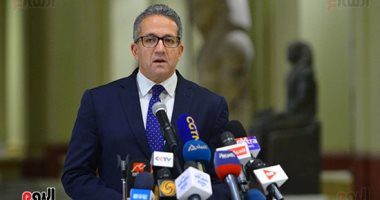 وزير السياحة: المتحف المصرى سيظل الأكبر والأشهر لمجموعات الآثار المصرية بالعالم