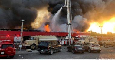 مصرع 5 وإصابة 28 أخرين فى حريق بمستشفى لعلاج مصابى كورونا بالهند
