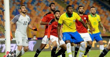 موعد مباراة مصر والبرازيل فى أولمبياد طوكيو 2020