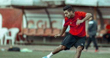 محمد شريف يعلن تعافيه من فيروس كورونا وجاهزيته لنهائى كأس مصر