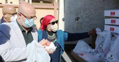 """المتحدث باسم صندوق تحيا مصر يروي رحلة الوصول لموسوعة """"جينس"""" بأكبر قافلة إنسانية"""
