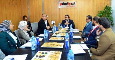 يوسف الحسينى لتلفزيون اليوم السابع: حزب مستقبل وطن مستهدف من الخارج