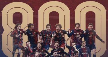 أتلتيكو مدريد ضد برشلونة.. ميسي يخوض المباراة 800 بقميص البارسا