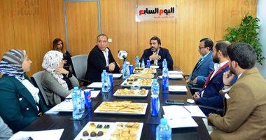 يوسف الحسينى لتلفزيون اليوم السابع: مستقبل وطن أنفق مبالغ ضخمة على الأنشطة الاجتماعية