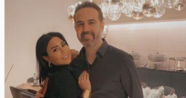 رسالة رومانسية من زوجة وائل جسار له بمناسبة عيد ميلاده: أنت الأمل وعلى الأرض ملك