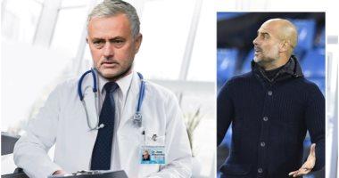 توتنهام ضد مانشستر سيتى.. جوارديولا يسخر من مورينيو: ربما هو طبيب