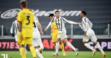 رونالدو يقود يوفنتوس لإسقاط كالياري بثنائية في الدوري الإيطالي.. فيديو