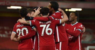 """ليفربول ضد أياكس.. القائم يمنع هدفًا للريدز فى الدقيقة 6 """"فيديو"""""""