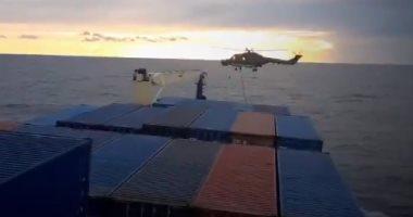 """برلين توجه صفعة لـ""""أنقرة"""".. البحرية الألمانية تفتش لسفينة تركية فى شرق المتوسط.. مهمة إيريني التابعة للاتحاد الأوروبى تهدف إلى منع وصول الأسلحة إلى ليبيا.. الخارجية الألمانية: تم اتباع الإجراءات بشكل صحيح.. صور"""