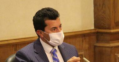 وزير الرياضة لليوم السابع: التفتيش على الزمالك رصد مخالفات تستدعى إحالتها للنيابة
