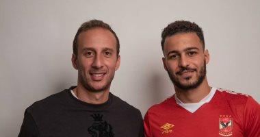 الأهلي يضم أحمد رمضان بيكهام لمدة خمس سنوات مقبلة
