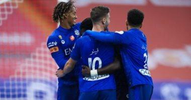 السعودية نيوز |                                              الهلال يواصل سلسلة اللاهزيمة فى الدوري السعودي
