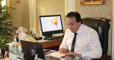 الدكتور خالد عبد الغفار وزير التعليم العالى