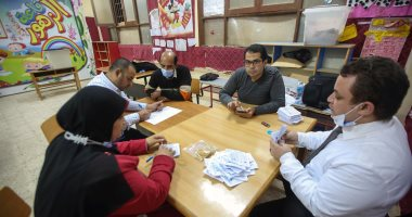 انتهاء التصويت بجولة إعادة المرحلة الأولى بانتخابات البرلمان.. وبدء الفرز