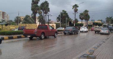 الإدارة العامة للمرور تخصص أرقاما لاستقبال البلاغات بسبب الأمطار