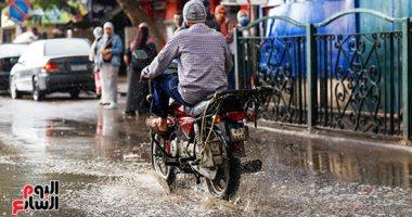 سقوط أمطار رعدية على القاهرة الكبرى ونشاط للرياح والأرصاد تناشد المواطنين توخى الحذر