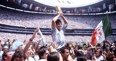 وفاة أسطورة كرة القدم الأرجنتينى مارادونا