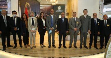 تفاصيل مشروعات وزارة العدل الرقمية بمعرض القاهرة الدولى للتكنولوجيا