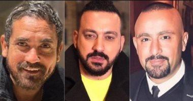 """دياب يشارك فى بطولة """"نسل الأغراب"""" مع أحمد السقا وأمير كرارة رمضان المقبل"""