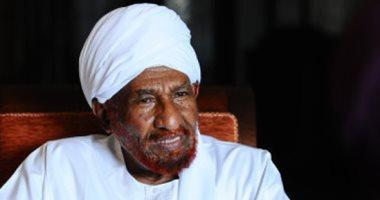 رئيس المجلس القومى لحقوق الإنسان ينعى الزعيم السودانى الصادق المهدى