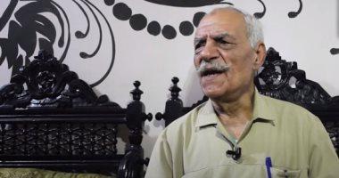 تشييع جثمان حسين عشماوى أشهر منفذ أحكام الإعدام بمسقط رأسه في الدقهلية