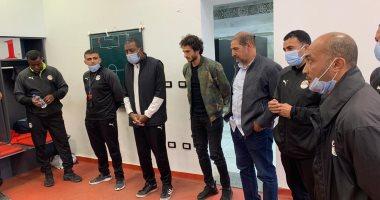 العربى يعتذر لمنتخب الشباب وربيع ياسين يصفح عن اللاعب