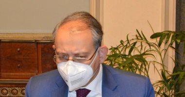 السعودية نيوز |                                              مصر والسعودية يبحثان مستجدات الأوضاع في المنطقة