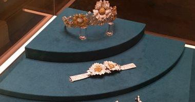 جولة داخل قصر المجوهرات الملكية بالإسكندرية.. 11 ألف قطعة لها تاريخ.. صور