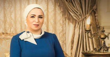 قرينة الرئيس تهنئ المصريين بشم النسيم: انحياز لقيم الجمال من تاريخنا العريق