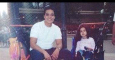 مريم عامر منيب تحيى الذكرى التاسعة لوفاة والدها بصور نادرة وكلمات مؤثرة
