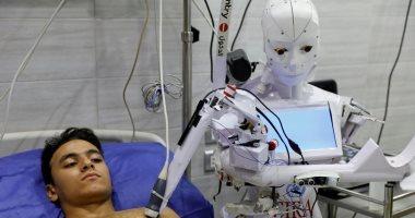 ديلى ستار البريطانية: روبوت مصرى يمكنه اختبار فيروس كورونا