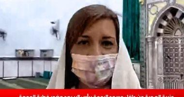 وزيرة الهجرة توجه رسالة للشباب من خلال تليفزيون اليوم السابع
