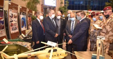 رئيس الهيئة العربية للتصنيع يبحث مع وزير الدفاع العراقى سبل التعاون المشترك