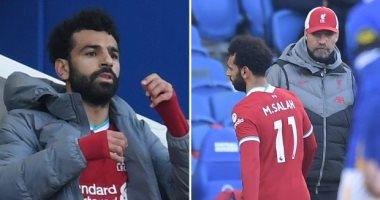 ملخص وأهداف مباراة برايتون ضد ليفربول.. تعادل قاتل وغضب محمد صلاح