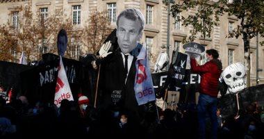 داخلية فرنسا: 130 ألف شخص شاركوا بالمظاهرات ضد قانون الأمن الشامل بـ70 مدينة