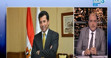 وزير الرياضة ينفى تعيين اللواء صفى الدين بسيونى رئيسا لنادى الزمالك