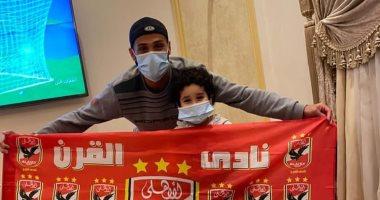 وليد سليمان يتعافي من كورونا ويستعد للمشاركة فى كأس مصر مع الأهلى