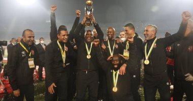 صن داونز يهنئ الأهلى وموسيمانى بلقب دورى أبطال أفريقيا