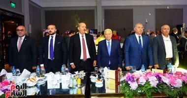 السعودية نيوز |                                              صور.. تفاصيل كلمة رئيس الأولمبية الدولية في أول منتدى للاعبين المصريين