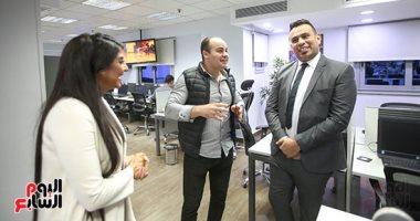 محمود الليثى: سعد الصغير الأيقونة اللى مش هينفع حد يهزها ودينا أرتيست مصر العظيمة