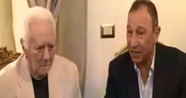 الأهلى ينعى ميمى عبد الحميد نجم الفريق السابق